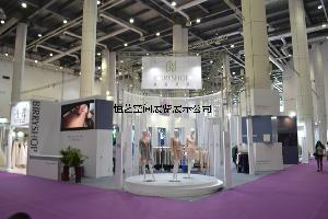 中国(大连)国际服装纺织品博览会——大连隆生服饰展台